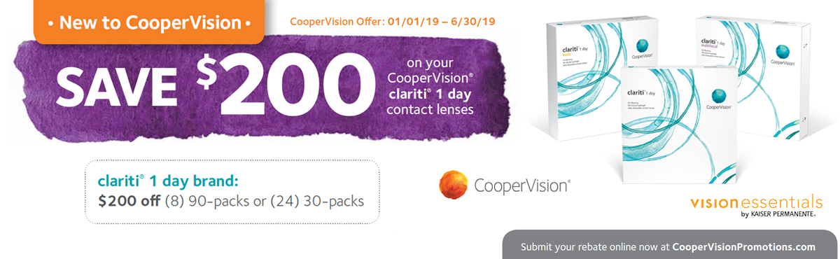 Cooper Vision Save 200