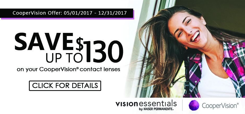 Copper Vision Rebate