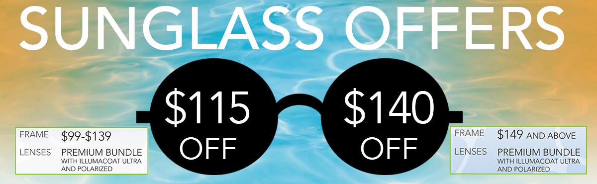 Sun Glass packages sale